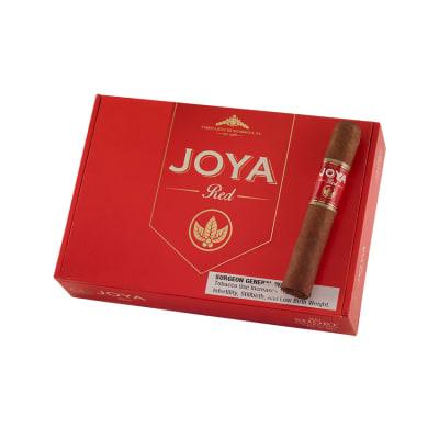 Joya Red Short Churchill-CI-JOR-SCHUN - 400