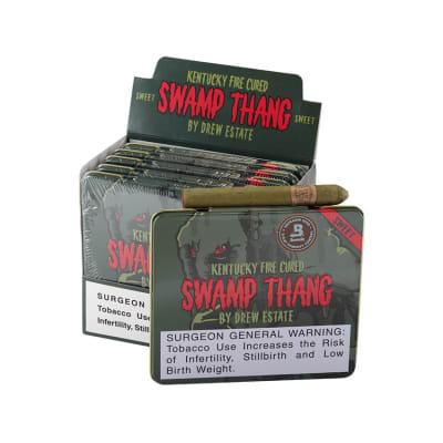 Kentucky Fire Cured Sweets Swamp Thang 5/10 - CI-KFS-STTM