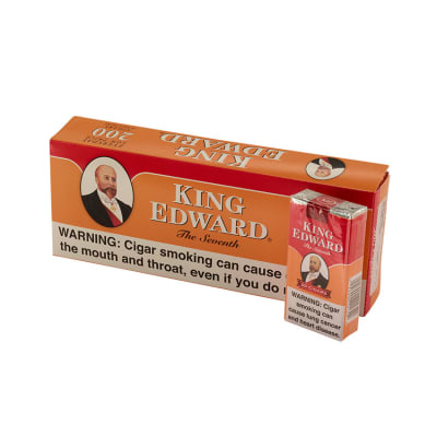 King Edward Filtered Little Cigars 10/20-CI-KIN-CIGNPK - 400