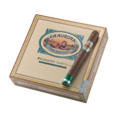 La Aurora Preferidos Emerald Ecuadorian Sungrown Corona-CI-LAE-CORN - 400