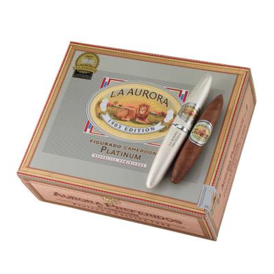 La Aurora Preferidos Platinum Cameroon #2 Tubes - CI-LCA-PLA2N