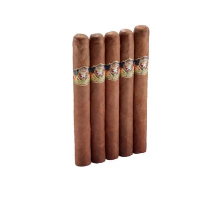 La Vieja Habana Corojo Celebracion 5 Pack-CI-LCC-CELN5PK - 400