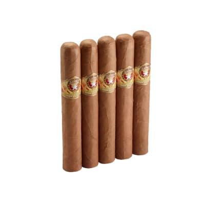 La Vieja Habana Connecticut Shade Bombero 5 Pack-CI-LCS-BOMN5PK - 400