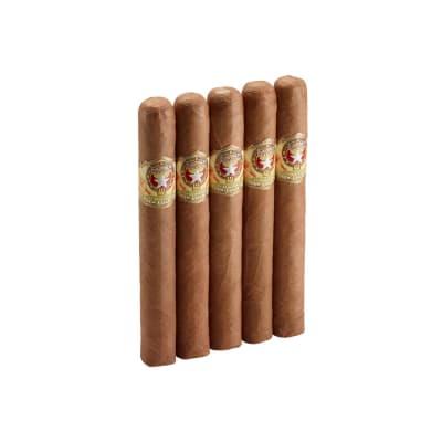 La Vieja Habana Connecticut Shade Corona 5 Pack-CI-LCS-CORN5PK - 400
