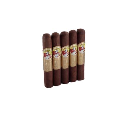 La Gloria Cubana Gilded Age Robusto 5 Pack-CI-LGI-ROBN5PK - 400