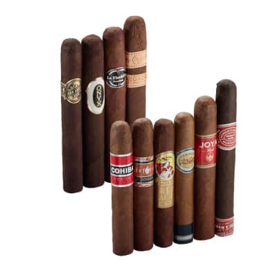 Famous 10 Cigar Sampler - CI-LIQ-10SAM