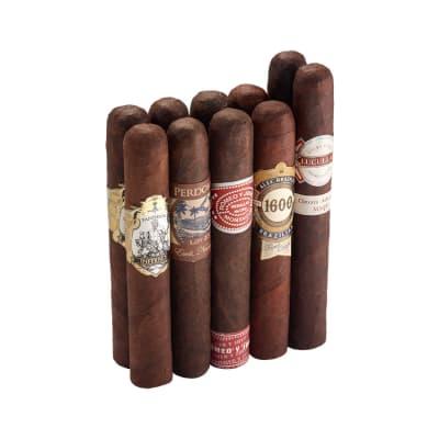 Clearance Cigar Sampler-CI-LIQ-FAMBE6T - 400