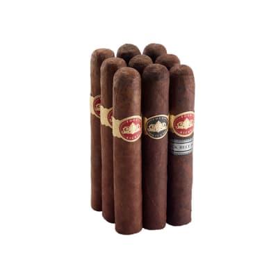 Four Kicks 9 Cigar Sampler-CI-LIQ-TMPTF - 400
