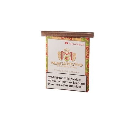 Macanudo Cafe Miniatures (8)-CI-MAC-MINNZ - 400