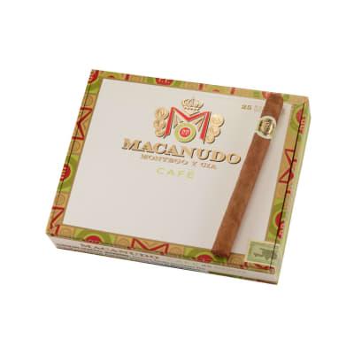 Macanudo Cafe Baron De Rothschild-CI-MAC-ROTN - 400