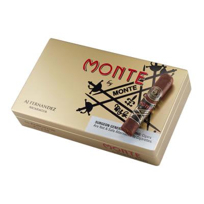 Monte By Montecristo By AJ Fernandez Robusto - CI-MAF-ROBN