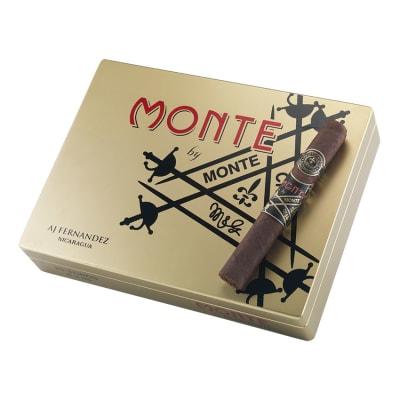 Monte By Montecristo by AJ Fernandez Toro - CI-MAF-TORN