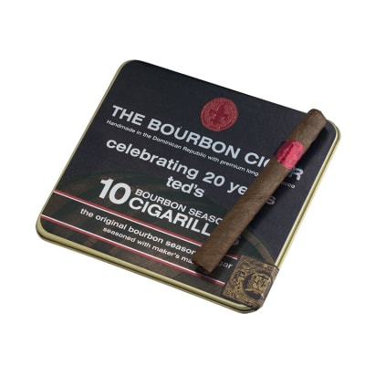Maker's Mark Cigarillos (10) - CI-MAK-CIGNZ