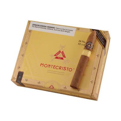 Montecristo Classic No. 2 (Box Pressed)-CI-MCC-2N - 400
