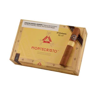 Montecristo Classic Robusto-CI-MCC-ROBN - 400