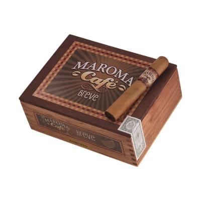 Maroma Cafe Breve Robusto-CI-MCF-ROBN - 400