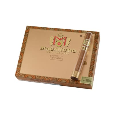 Macanudo Gold Label Crystal Tube-CI-MGL-CRYN - 400