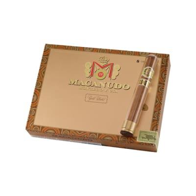 Macanudo Gold Label Crystal Tube - CI-MGL-CRYN
