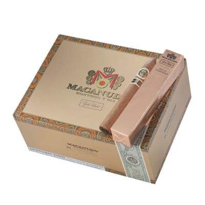 Macanudo Gold Label Golden Torpedo - CI-MGL-GTORPN
