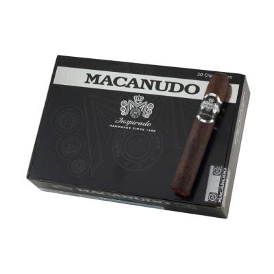 Macanudo Inspirado Black Toro - CI-MIB-TORM