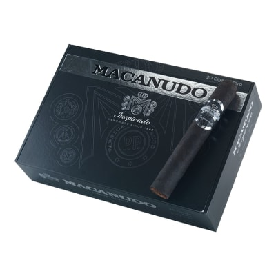 Macanudo Inspirado Black Toro-CI-MIB-TORM - 400