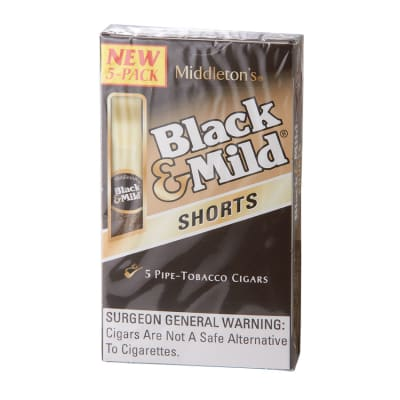 Black & Mild By Middleton Short (5)-CI-MID-SHONPKZ - 400