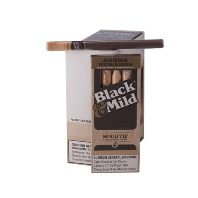 Black & Mild By Middleton Wood Tip 10/5 - CI-MID-WOODPK