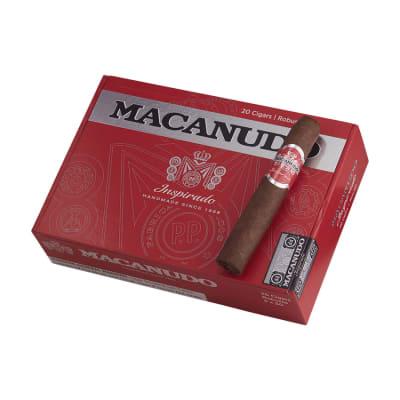Macanudo Inspirado Red Robusto Box Pressed - CI-MIE-ROBN