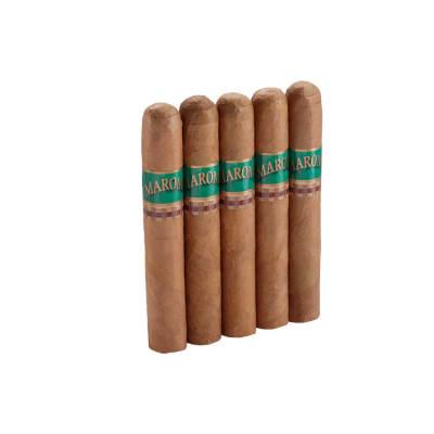 Maroma Natural Robusto 5 Pack - CI-MRA-ROBN5PK