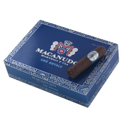 Macanudo Cru Royale Poco Gordo-CI-MRO-GORN - 400