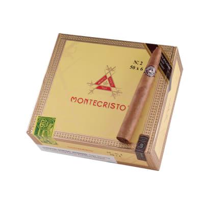 Montecristo Yellow No. 2 Torpedo - CI-MTC-2N