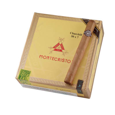 Montecristo Yellow Churchill-CI-MTC-CHUN - 400