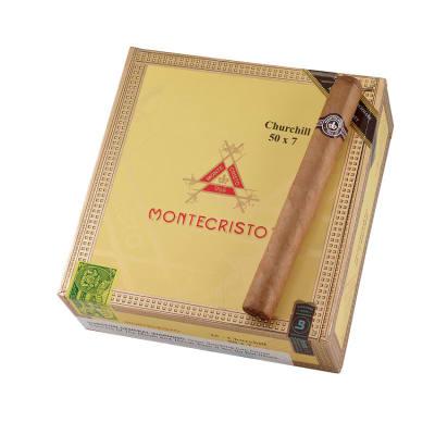 Montecristo Yellow Churchill - CI-MTC-CHUN