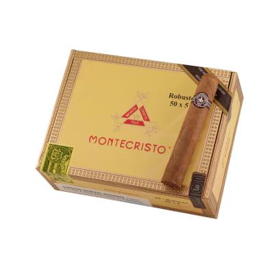 Montecristo Yellow Robusto - CI-MTC-ROBN