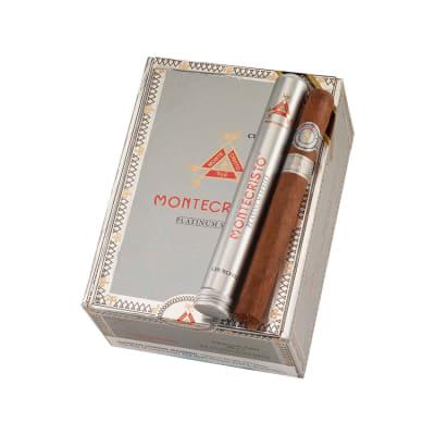 Montecristo Platinum Churchill (Tubes) - CI-MTH-CHUTN