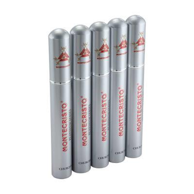 Montecristo Platinum Churchill 5 Pack-CI-MTH-CHUTN5PK - 400