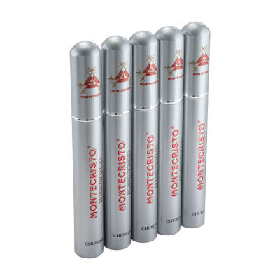 Montecristo Platinum Churchill 5 Pack - CI-MTH-CHUTN5PK