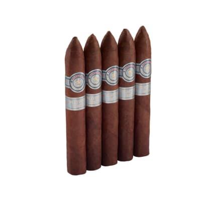 Montecristo Platinum Habana No. 2 5 Pack-CI-MTH-HAB2N5PK - 400