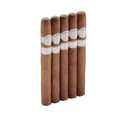 Montecristo White Especial No. 1 5 Pack-CI-MTW-1N5PK - 400