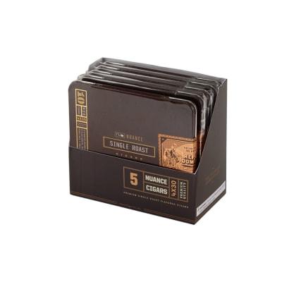 Nub Cafe Cappuccino Single Roast Cigarillo 5/10-CI-NCP-CIGN - 400