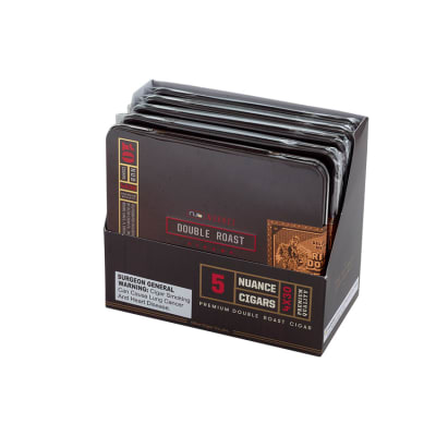 Nub Cafe Macchiato Double Roast Cigarillo 10/5-CI-NMA-CIGN - 400