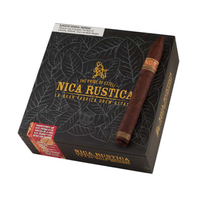 Nica Rustica by Drew Estate Belly - CI-NRS-BELLN