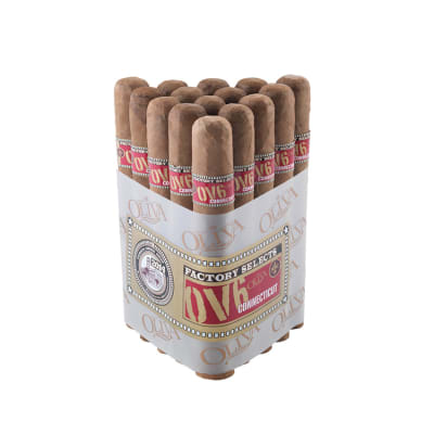 Oliva Factory Selects Connecticut Robusto - CI-OFT-ROBN