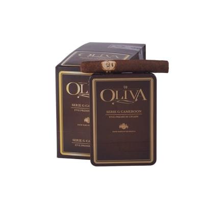 Oliva Serie G Cigarillo 10/5 - CI-OGN-CIGN