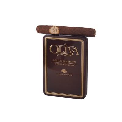Oliva Serie G Cigarillo (5)-CI-OGN-CIGNZ - 400