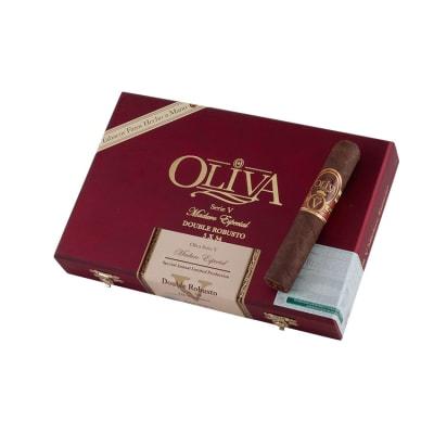 Oliva Serie V Maduro Double Robusto - CI-OMV-DROBM18