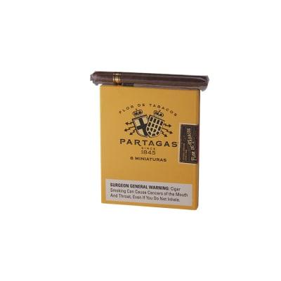 Partagas Miniatures (8)-CI-PAR-MINNZ - 400