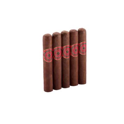 Perdomo Cuban Parejo Rothschild 5 Pack - CI-PCP-ROTN5PK
