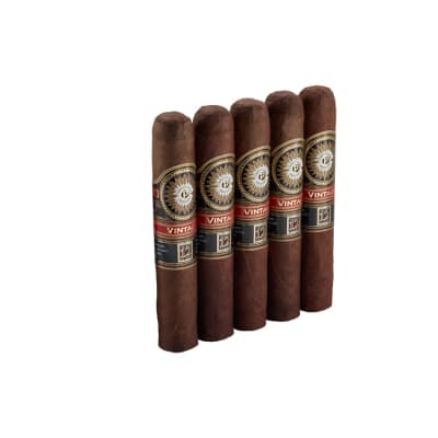 Perdomo Double Aged Maduro Robusto 5 Pack-CI-PDA-ROBM5PK - 400