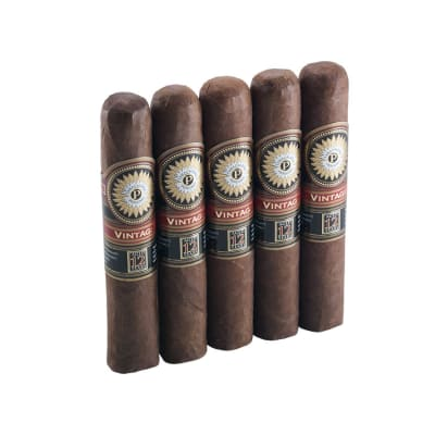 Perdomo Double Aged Sun Grown Robusto 5 Pack-CI-PDA-ROBN5PK - 400